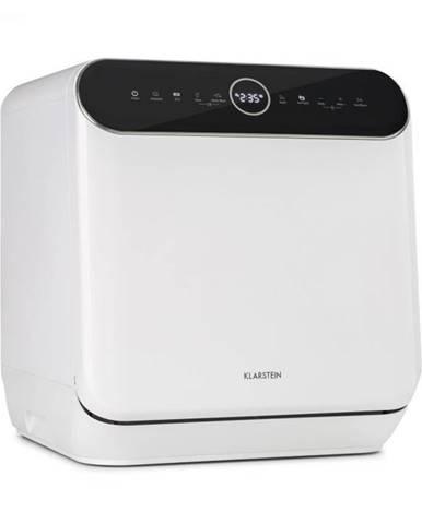 Klarstein Oceana, umývačka riadu, voľne stojaca, bez inštalácie, 860 W, energetická trieda A, biela