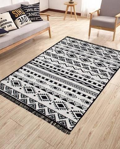 Obojstranný umývateľný koberec Kate Louise Doube Sided Rug Amilas, 80 × 150 cm