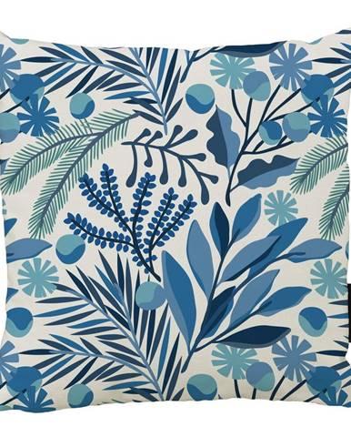Vankúš s bavlnenou obliečkou Butter Kings Winter Flower, 45 x 45 cm