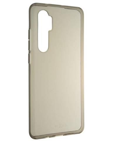 Kryt na mobil Fixed Slim na Xiaomi Mi Note 10 Lite - kouřový