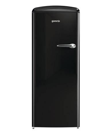 Chladnička  Gorenje Retro Orb153bk-L čierna