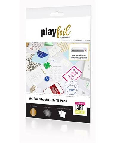 Náhradní fólie Controvartsial A4 pro PlayFoil - zlaté