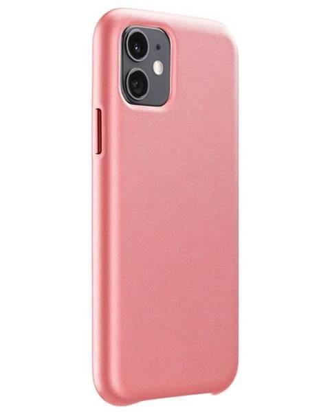 CellularLine Kryt na mobil CellularLine Elite pro Apple iPhone 11 ružový