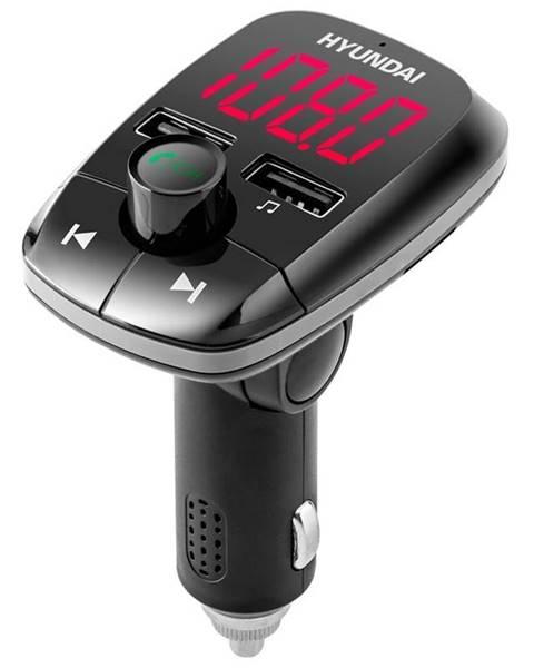 Hyundai FM Transmitter  Hyundai FMT 380 BT Charge čierny