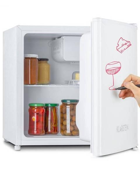 Klarstein Klarstein Spitzbergen Aca, chladnička, A+, 40 litrov, mraziaca časť, biela
