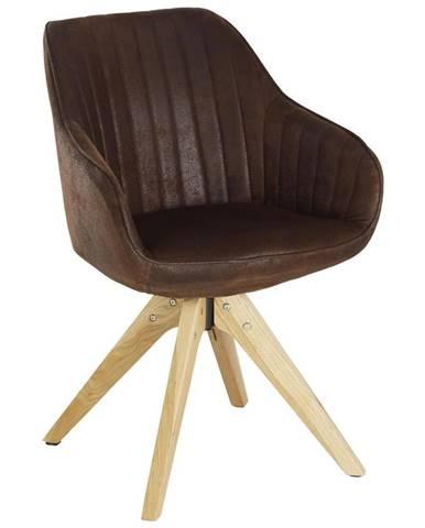 stolička s podrúčkami Chill