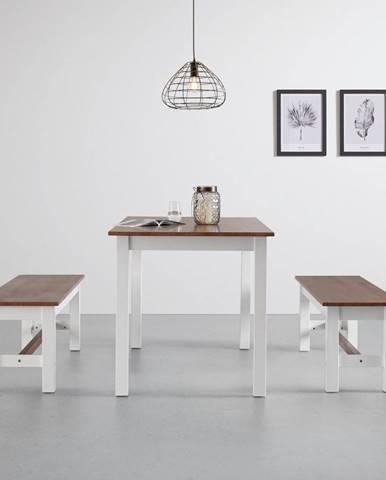 Jedálenský Stôl Alessandra 160x80 Cm