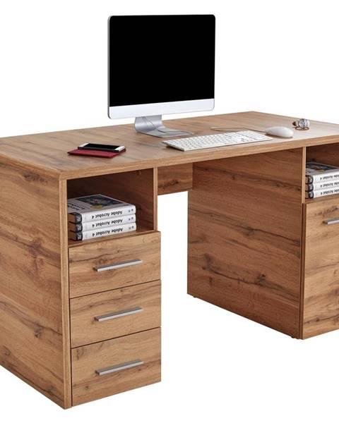 Möbelix Písací Stôl Fontana Ftb05