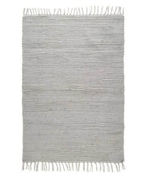 Möbelix Plátaný koberec Julia 1, 60/90cm, sivá