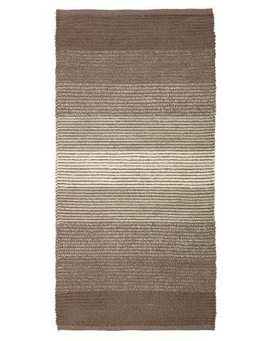 Plátaný koberec Malto, 100/150cm, Béžová