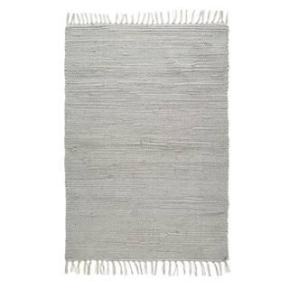 Plátaný koberec Julia 1, 60/90cm, sivá