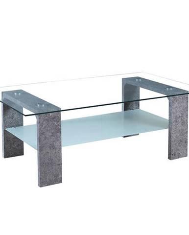 Konferenčný stolík betón BELTON