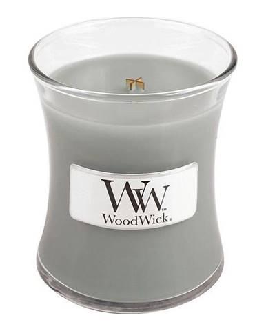 Vonná sviečka WoodWick Oheň v krbe, 20 hodín horenia