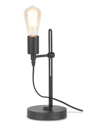 Čierna stolová lampa Citylights Seattle