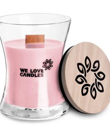 Sviečka zo sójového vosku We Love Candles Basket of Tulips, doba horenia 21 hodín