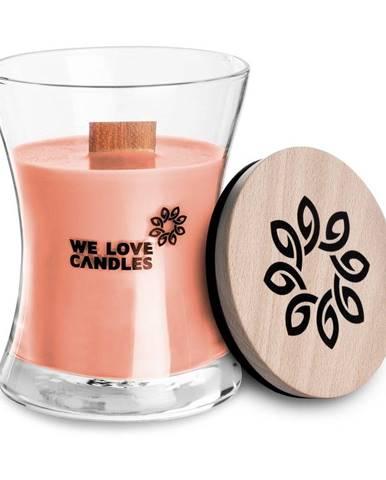 Sviečka zo sójového vosku We Love Candles Rhubarb & Lily, doba horenia 21 hodín