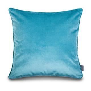 Modrá obliečka na vankúš WeLoveBeds Azure Coast, 50 × 50 cm
