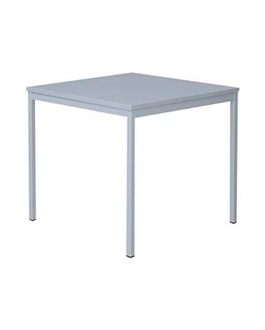 Stôl PROFI 80x80 sivý