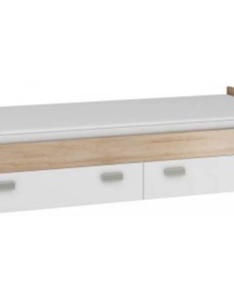 WIP WIP Jednolôžková posteľ KITTY 05 / bez roštu