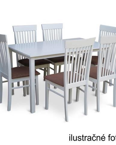 Tempo Kondela Jedálenský stôl ASTRO 110 / biela
