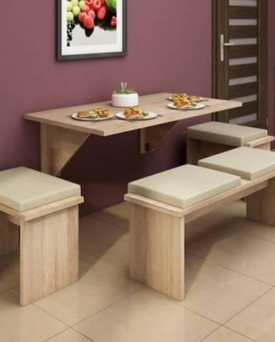WIP Skladací jedálenský stôl EXPERT 9