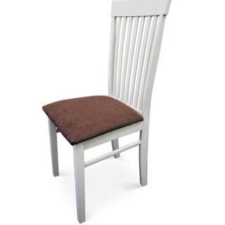 Tempo Kondela Jedálenská stolička ASTRO / biela