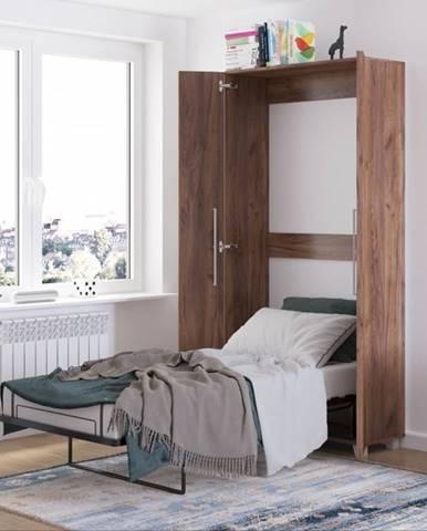 WIP Moderná sklápacia posteľ TEDDY 90
