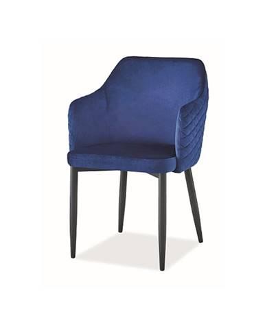 Signal Jedálenská stolička Astor Velvet