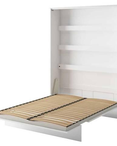 Dig-net nábytok Sklápacia posteľ BED CONCEPT BC-01p | biely lesk