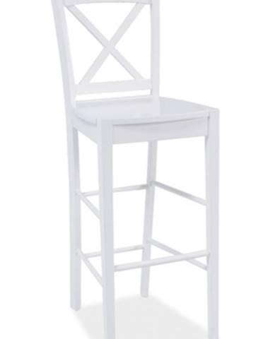 Signal Barová stolička CD-964 / biela