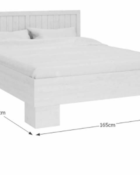 Kondela Tempo Kondela Manželská posteľ Provance L1