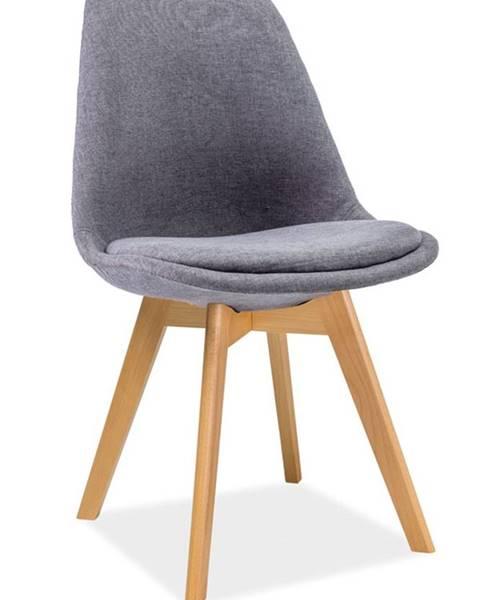 Signal Signal Jedálenská stolička Dior B