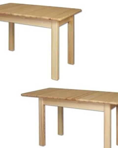 Drewmax Stôl - masív ST101   155cm borovica