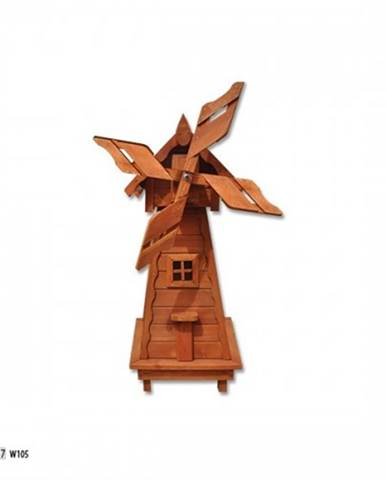 Drewmax Ozdobný veterný mlyn