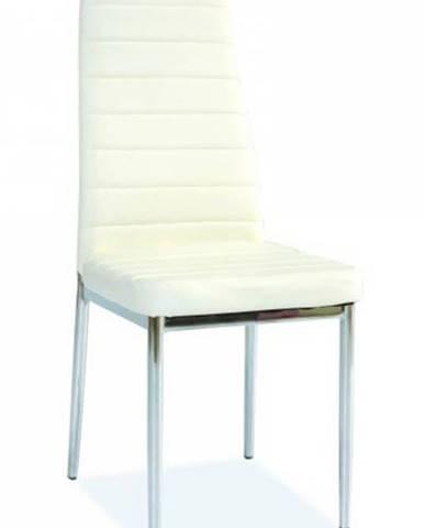 Signal Jedálenská stolička H-261 biela