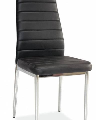 Signal Jedálenská stolička H-261 čierna