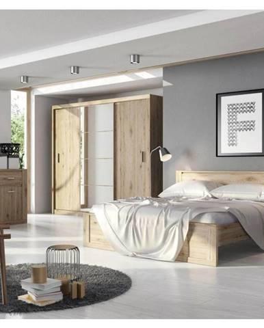 Dig-net nábytok Manželská posteľ Idea ID-08 / 180 x 200 cm