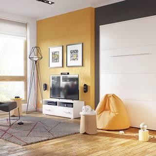 Dig-net nábytok Sklápacia posteľ Concept PRO CP-01 / 140x200