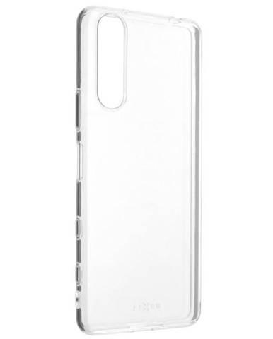 Kryt na mobil Fixed na Sony Xperia 5 II priehľadný