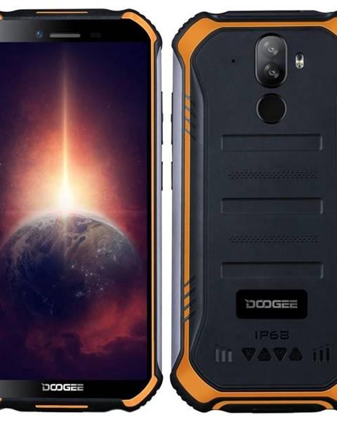 Doogee Mobilný telefón Doogee S40 Pro oranžový