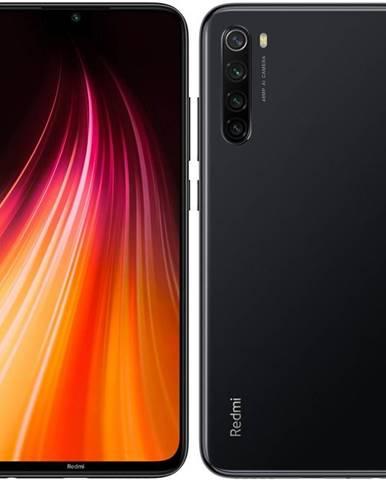 Mobilný telefón Xiaomi Redmi Note 8 128 GB čierny