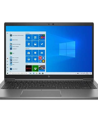 Notebook HP Zbook 14 Firefly G7 sivý