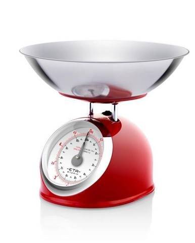 Kuchynská váha ETA Storio 5777 90030 červen