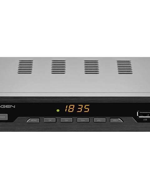 GoGEN Set-top box Gogen DVB 272 T2 PVR čierny