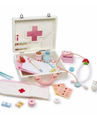 Drevená hracia sada pre malých doktorov Legler Isabel
