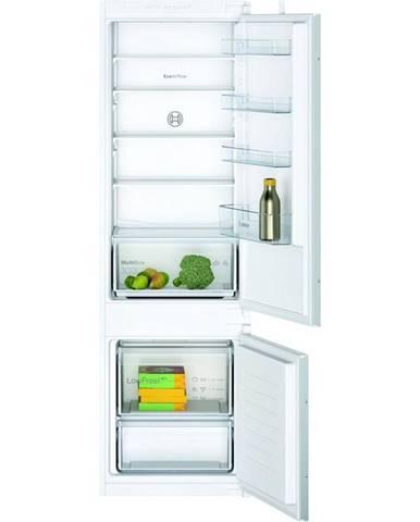 Kombinácia chladničky s mrazničkou Bosch Serie | 2 Kiv87nsf0