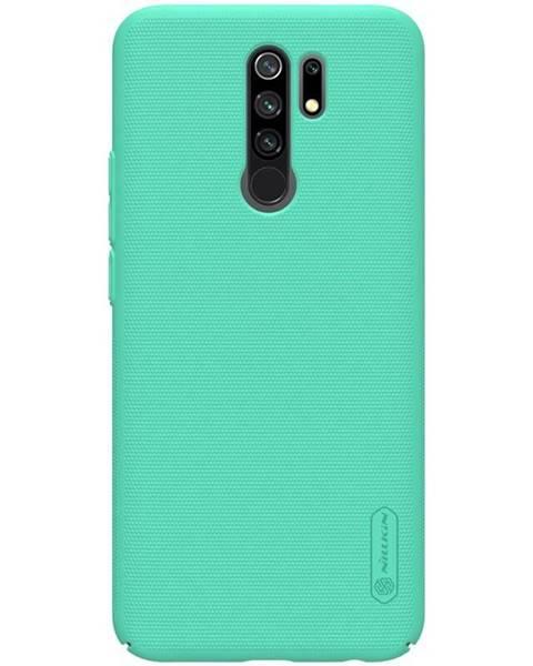 Nillkin Kryt na mobil Nillkin Super Frosted na Xiaomi Redmi 9 zelen
