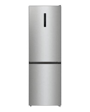 Kombinácia chladničky s mrazničkou Gorenje N6a2xl4 nerez