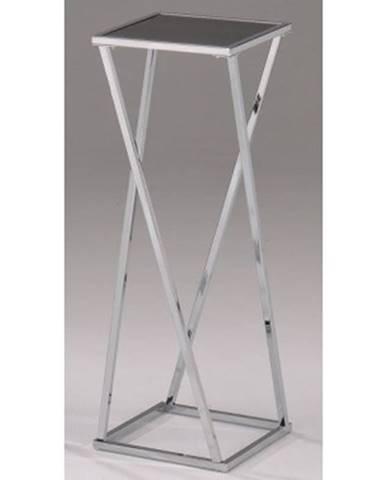 Vysoký odkladací stolík Sparkle, výška 74 cm%