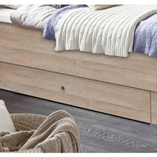 Úložná zásuvka pod posteľ Nadja, dub sonoma%